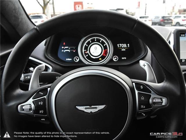2017 Aston Martin DB11 - (Stk: 18MSX818) in Mississauga - Image 14 of 28