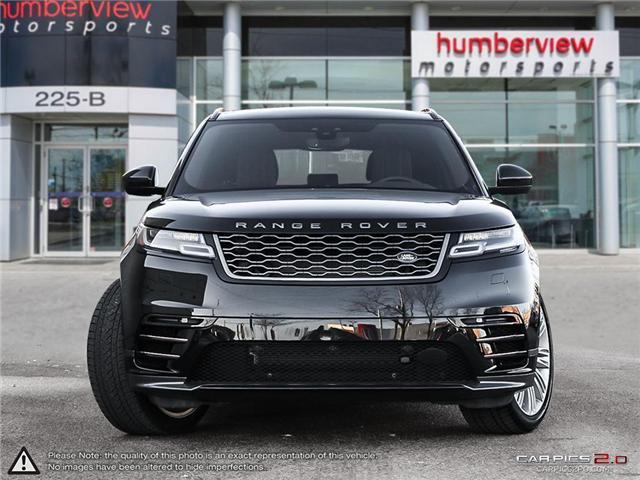 2018 Land Rover Range Rover Velar P380 HSE R-Dynamic (Stk: 18MSX798) in Mississauga - Image 2 of 27