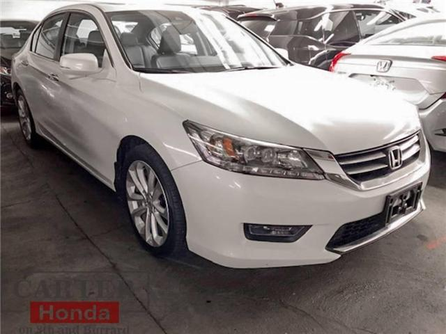 2014 Honda Accord Touring (Stk: 6J03461) in Vancouver - Image 1 of 20