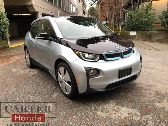 2016 BMW i3 Base (Stk: B62240) in Vancouver - Image 1 of 21