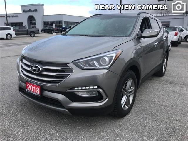 2018 Hyundai Santa Fe Sport 2.4 SE (Stk: 23803S) in Newmarket - Image 1 of 20