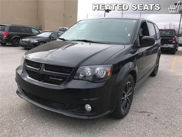 2017 Dodge Grand Caravan GT (Stk: 23816P) in Newmarket - Image 1 of 18