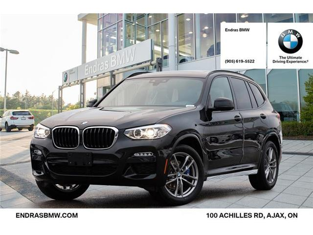 2019 BMW X3 xDrive30i (Stk: 35415) in Ajax - Image 1 of 20