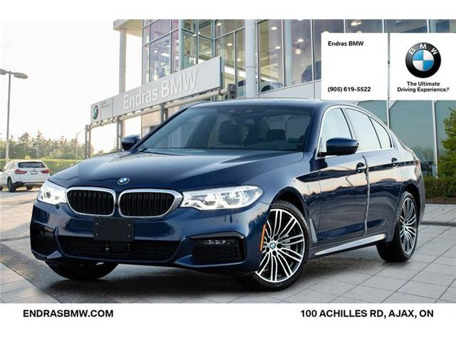 2019 BMW 530i xDrive (Stk: 52440) in Ajax - Image 1 of 22