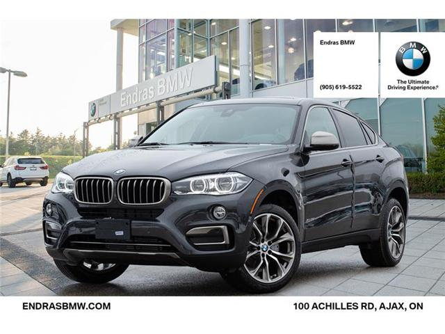 2019 BMW X6 xDrive35i (Stk: 60464) in Ajax - Image 1 of 22