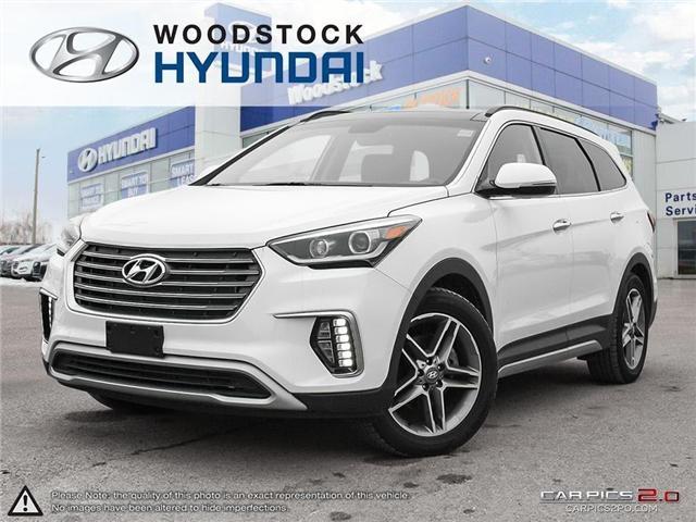 2018 Hyundai Santa Fe XL Limited (Stk: HD18045) in Woodstock - Image 1 of 27