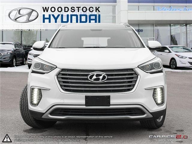 2018 Hyundai Santa Fe XL Limited (Stk: HD18045) in Woodstock - Image 2 of 27