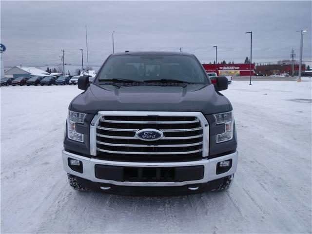 2016 Ford F-150 XLT (Stk: U-3728) in Kapuskasing - Image 2 of 13