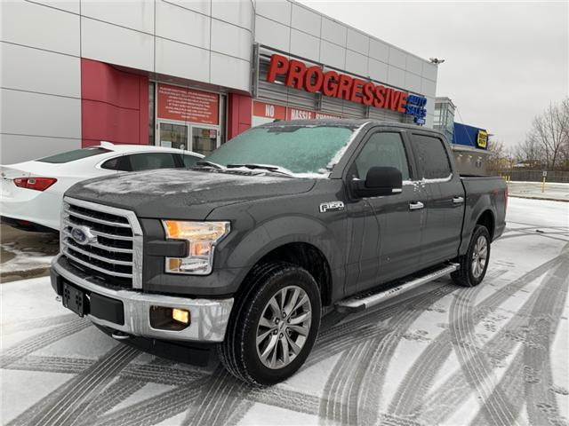 2017 Ford F-150  (Stk: HFC71846) in Sarnia - Image 1 of 10