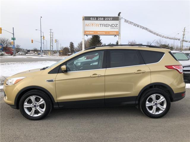 2014 Ford Escape SE (Stk: ) in Kemptville - Image 2 of 29