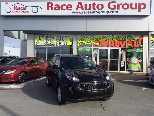 2019 Kia Sportage LX (Stk: 16379) in Dartmouth - Image 1 of 24