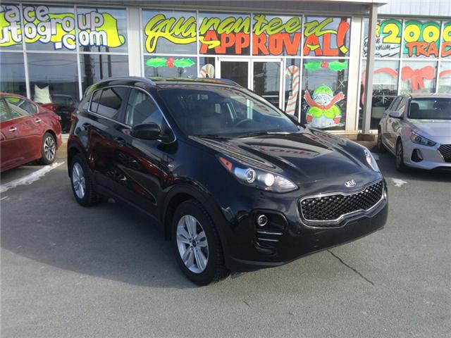 2019 Kia Sportage LX (Stk: 16379) in Dartmouth - Image 2 of 24
