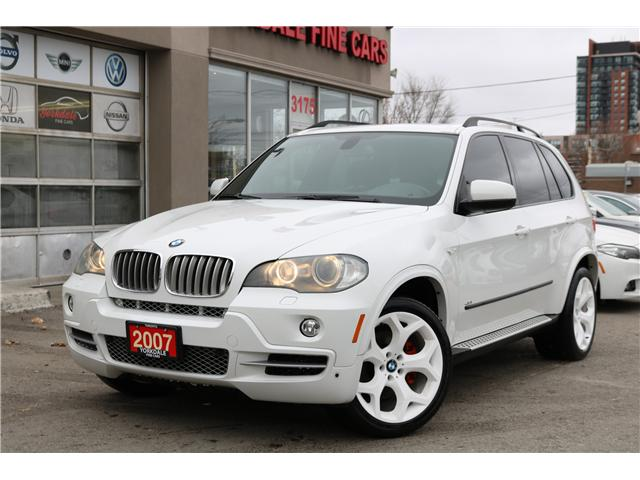 2007 BMW X5 4.8i (Stk: S2100) in Toronto - Image 1 of 27