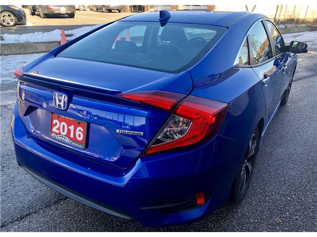 2016 Honda Civic Touring (Stk: 110506) in Toronto - Image 5 of 17