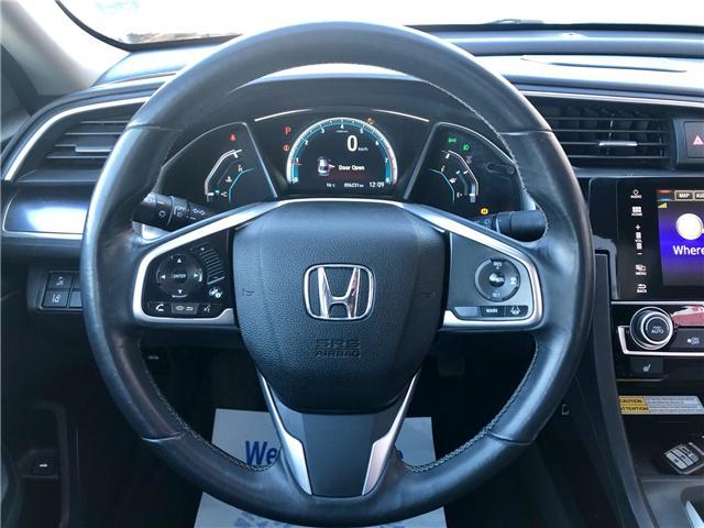 2016 Honda Civic Touring (Stk: 110506) in Toronto - Image 14 of 17