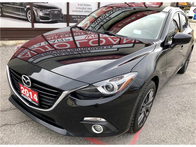 2014 Mazda Mazda3 GT-SKY (Stk: 180815) in Toronto - Image 2 of 10