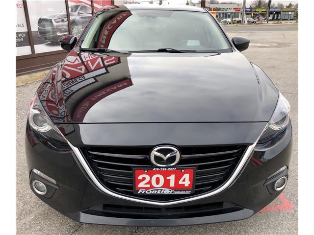 2014 Mazda Mazda3 GT-SKY (Stk: 180815) in Toronto - Image 3 of 10