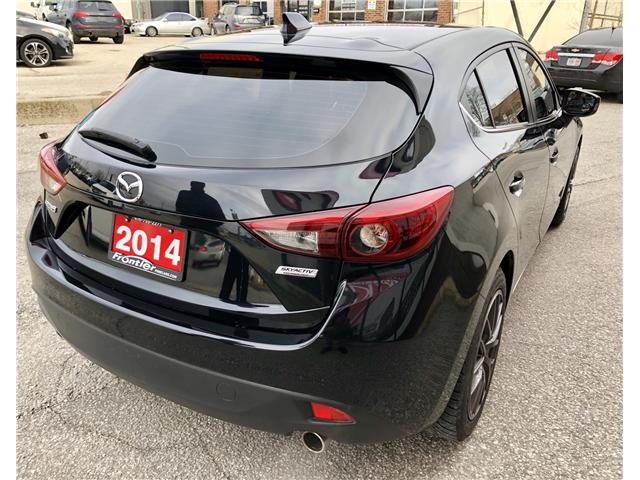 2014 Mazda Mazda3 GT-SKY (Stk: 180815) in Toronto - Image 6 of 10