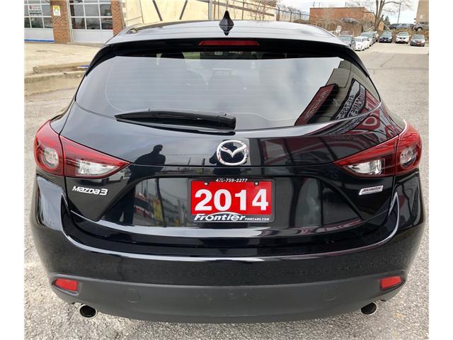 2014 Mazda Mazda3 GT-SKY (Stk: 180815) in Toronto - Image 7 of 10