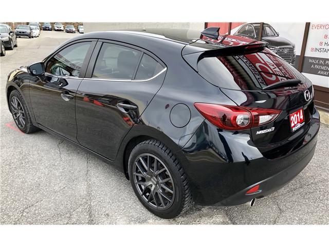 2014 Mazda Mazda3 GT-SKY (Stk: 180815) in Toronto - Image 8 of 10