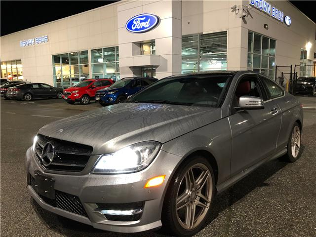 2015 Mercedes-Benz C-Class Base (Stk: 1861382A) in Vancouver - Image 1 of 21
