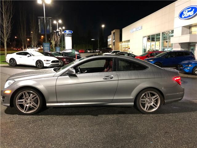 2015 Mercedes-Benz C-Class Base (Stk: 1861382A) in Vancouver - Image 2 of 21