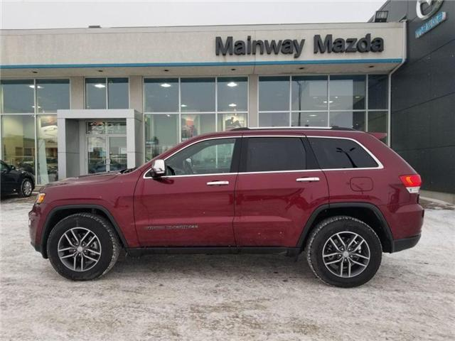 2017 Jeep Grand Cherokee Limited (Stk: TP1200) in Saskatoon - Image 1 of 23
