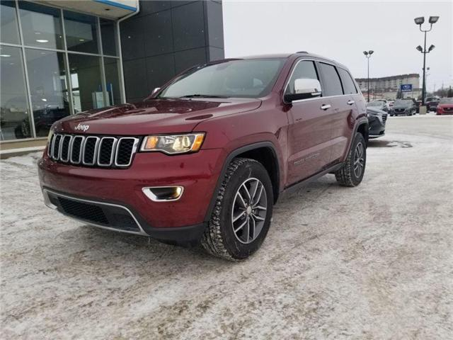 2017 Jeep Grand Cherokee Limited (Stk: TP1200) in Saskatoon - Image 9 of 23
