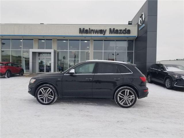 2016 Audi SQ5 3.0T Technik (Stk: P1213) in Saskatoon - Image 1 of 27