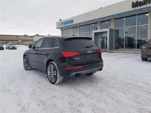 2016 Audi SQ5 3.0T Technik (Stk: P1213) in Saskatoon - Image 2 of 27