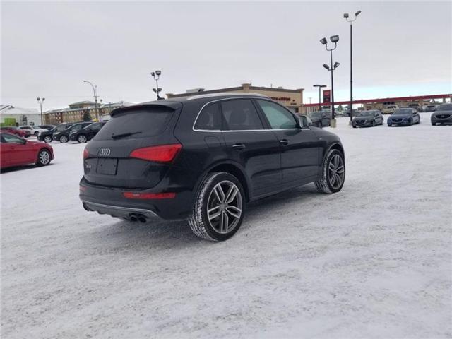 2016 Audi SQ5 3.0T Technik (Stk: P1213) in Saskatoon - Image 4 of 27