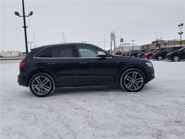 2016 Audi SQ5 3.0T Technik (Stk: P1213) in Saskatoon - Image 5 of 27