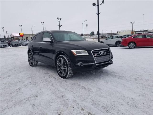 2016 Audi SQ5 3.0T Technik (Stk: P1213) in Saskatoon - Image 6 of 27