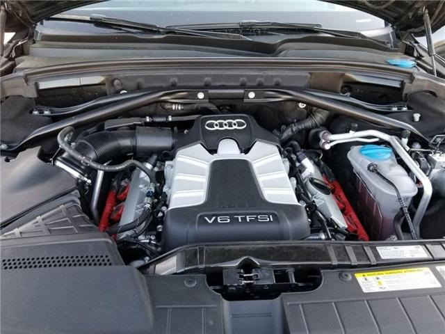 2016 Audi SQ5 3.0T Technik (Stk: P1213) in Saskatoon - Image 8 of 27