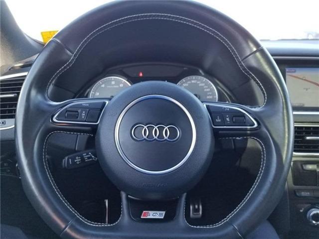2016 Audi SQ5 3.0T Technik (Stk: P1213) in Saskatoon - Image 10 of 27
