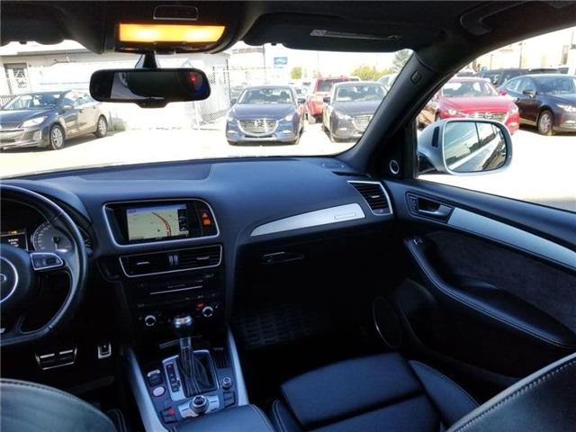2016 Audi SQ5 3.0T Technik (Stk: P1213) in Saskatoon - Image 15 of 27