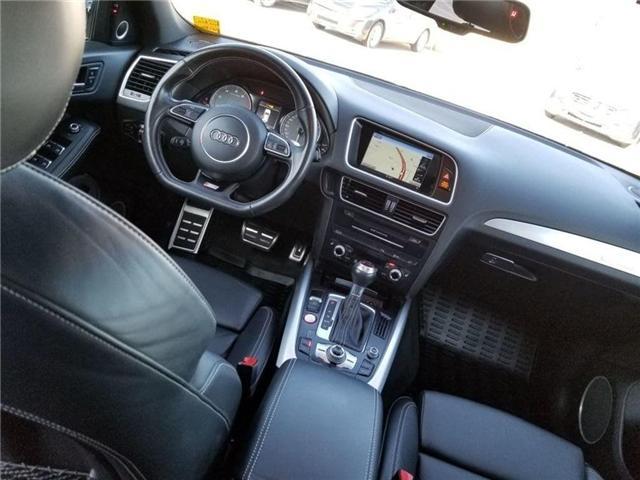 2016 Audi SQ5 3.0T Technik (Stk: P1213) in Saskatoon - Image 17 of 27