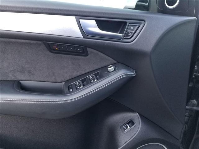 2016 Audi SQ5 3.0T Technik (Stk: P1213) in Saskatoon - Image 21 of 27