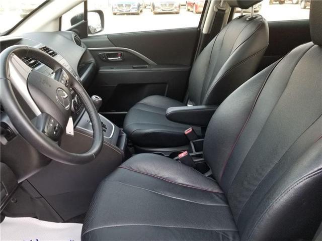 2017 Mazda Mazda5 GT (Stk: P1516) in Saskatoon - Image 11 of 26