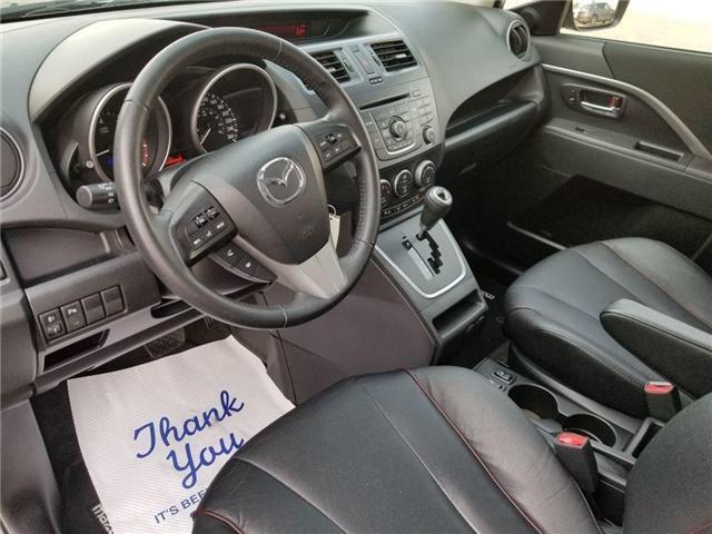 2017 Mazda Mazda5 GT (Stk: P1516) in Saskatoon - Image 12 of 26
