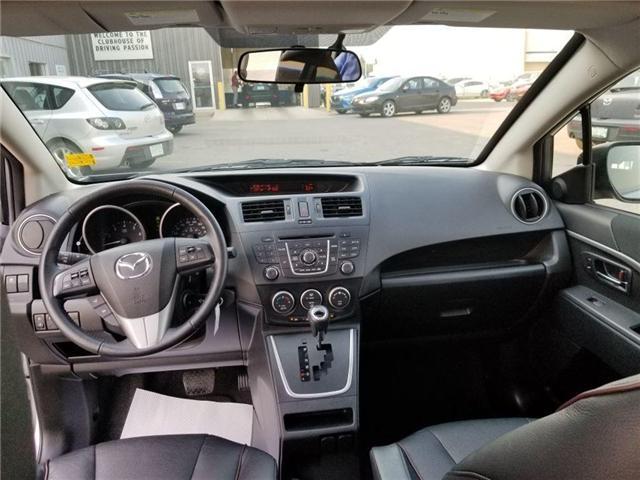 2017 Mazda Mazda5 GT (Stk: P1516) in Saskatoon - Image 18 of 26