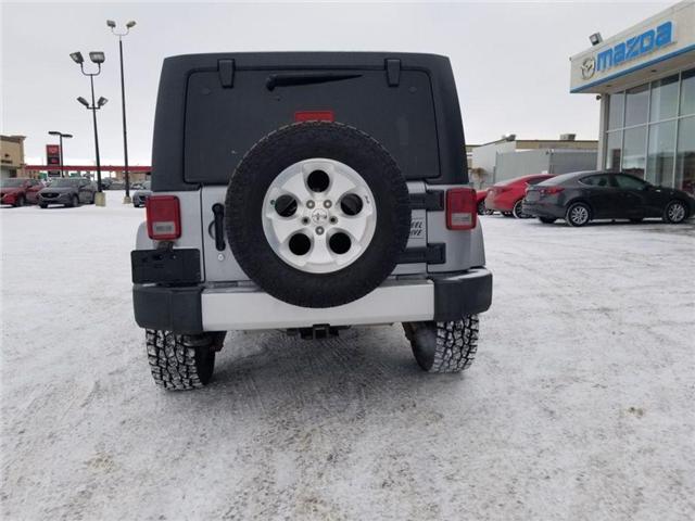 2013 Jeep Wrangler Unlimited Sahara (Stk: M18148B) in Saskatoon - Image 3 of 22