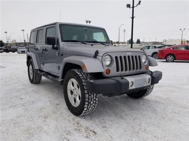 2013 Jeep Wrangler Unlimited Sahara (Stk: M18148B) in Saskatoon - Image 6 of 22