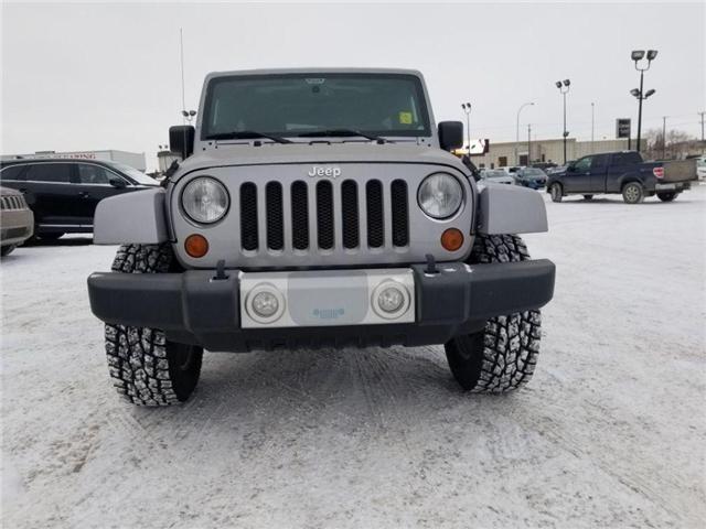 2013 Jeep Wrangler Unlimited Sahara (Stk: M18148B) in Saskatoon - Image 7 of 22