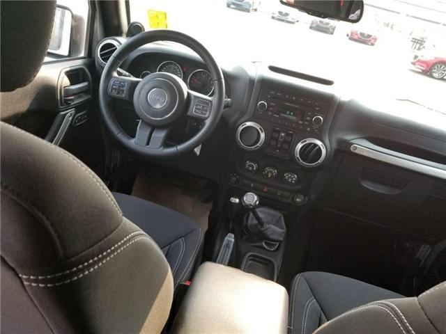 2013 Jeep Wrangler Unlimited Sahara (Stk: M18148B) in Saskatoon - Image 19 of 22