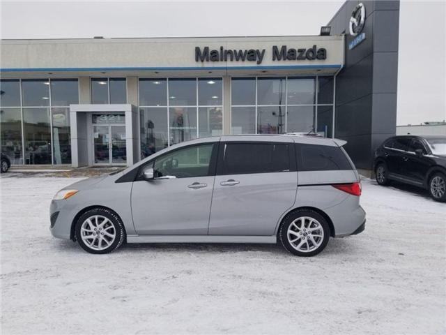 2017 Mazda Mazda5 GT (Stk: P1515) in Saskatoon - Image 1 of 28