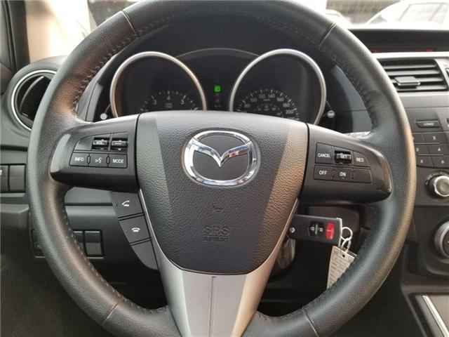 2017 Mazda Mazda5 GT (Stk: P1515) in Saskatoon - Image 10 of 28