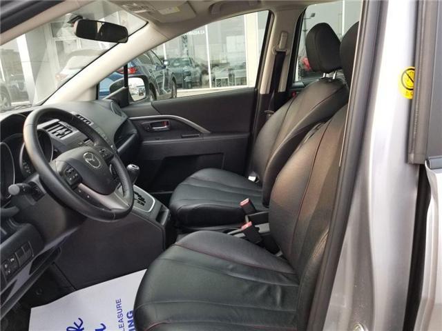 2017 Mazda Mazda5 GT (Stk: P1515) in Saskatoon - Image 11 of 28