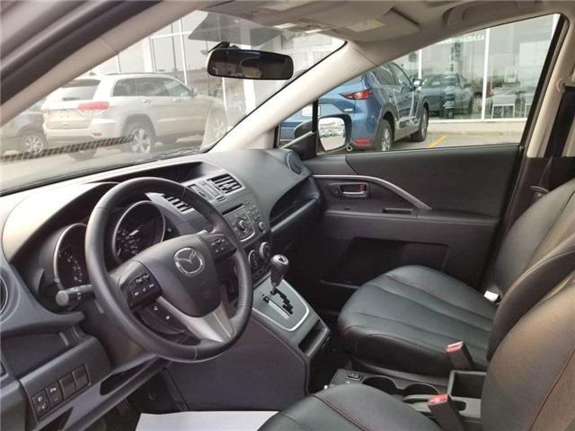 2017 Mazda Mazda5 GT (Stk: P1515) in Saskatoon - Image 12 of 28