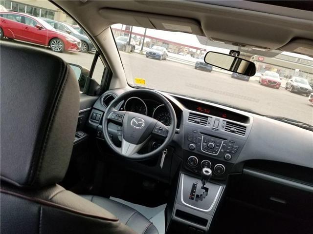 2017 Mazda Mazda5 GT (Stk: P1515) in Saskatoon - Image 20 of 28